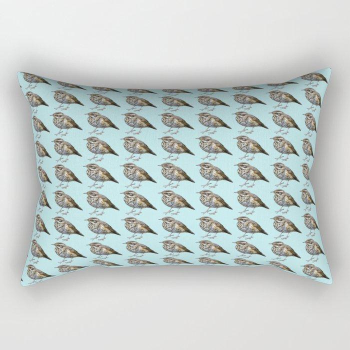 Trush Rectangular Pillow