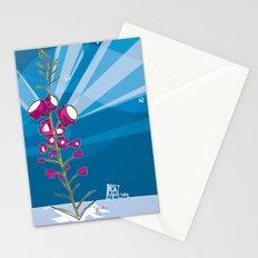 Dawson City Stationery Cards