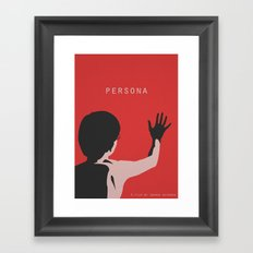 Persona Framed Art Print