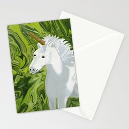 Herron's Horn Stationery Cards