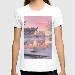 WINTER SCENE-3118/1 T-shirt