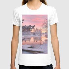 WINTER SCENE-3118/1 T-shirt