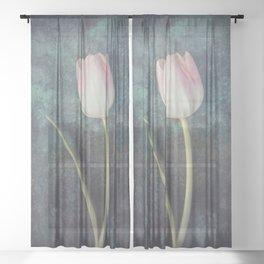 Tulip Sheer Curtain
