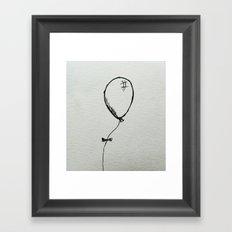 Flight II Framed Art Print