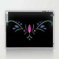 Anna Coronation Embroidery Laptop & iPad Skin