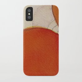 Tapas Abstract 4 iPhone Case