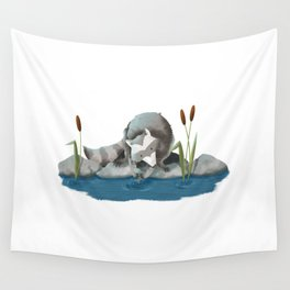 Wash Day Wall Tapestry