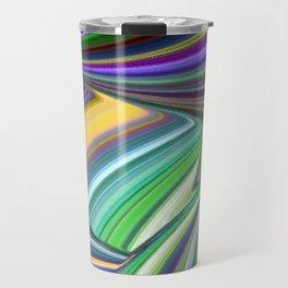 """Ancora Spazio"" Original Digital Art 2014 Travel Mug"