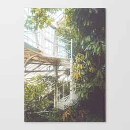 Greenhouse 2 Canvas Print