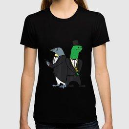 lamar and the gang T-shirt