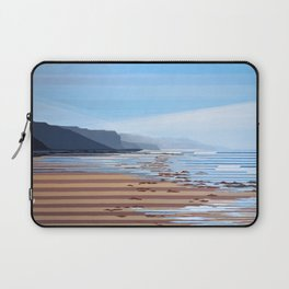 Jalama Beach Landscape Laptop Sleeve