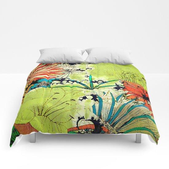 Amandine Comforters