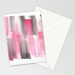 [161228] 27. Abstract Watercolour Color Study |Watercolor Brush Stroke Stationery Cards