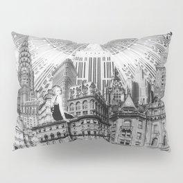 New York Dame Pillow Sham