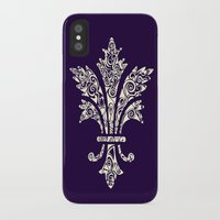 royal iPhone & iPod Cases featuring Royal by Candace Fowler Ink&Co.