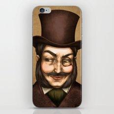 Monocle iPhone & iPod Skin