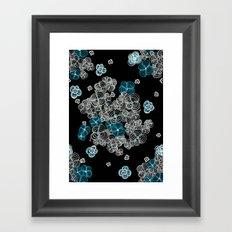 Flower Dream  Framed Art Print