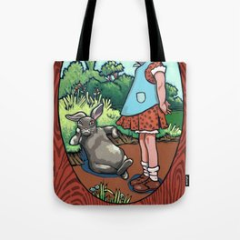 Did You Eat the Last Cupcake? Tote Bag