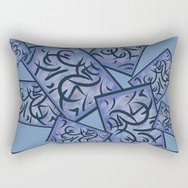 Orientation DP170217b Rectangular Pillow