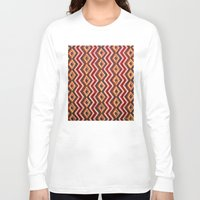 math Long Sleeve T-shirts featuring TIGHT MATH by M. Ali Kahn