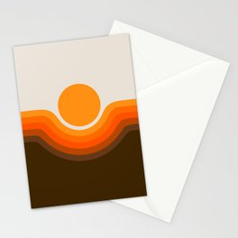 Golden Canyon Stationery Cards