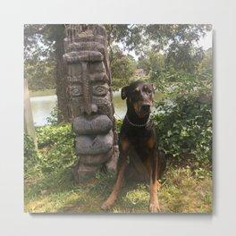 Budda Buddy Metal Print