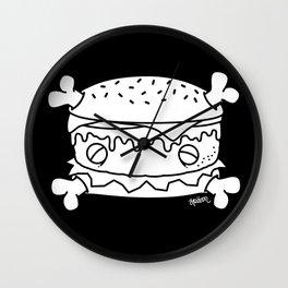 Spämburger Wall Clock