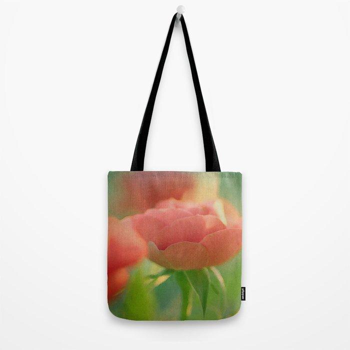 Romantic rose 5 Tote Bag