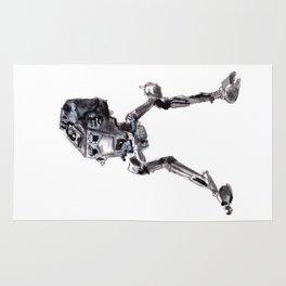 AT-ST Walker Rug