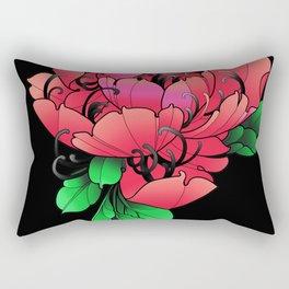 Peony Rectangular Pillow