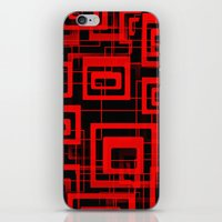 labyrinth iPhone & iPod Skins featuring Labyrinth by Vivian Fortunato