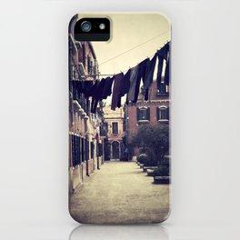 Burano iPhone Case