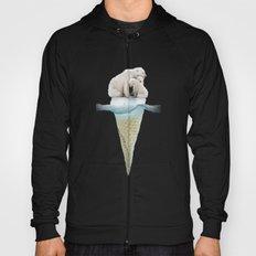 polar ice cream cap 02 Hoody