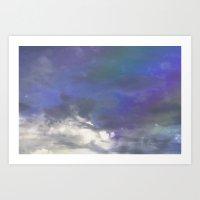 Heaven's Vault Art Print