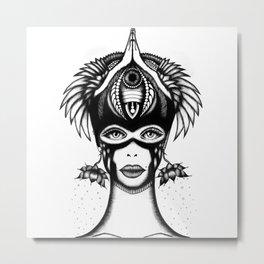 [mania] Metal Print