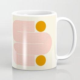 Abstraction_SUN_LINE_VISUAL_ART_Minimalism_005 Coffee Mug