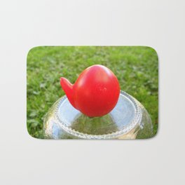 tomato Bath Mat