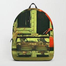 Love Apple Backpack