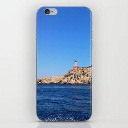 Lighthouse (Capri) iPhone Skin