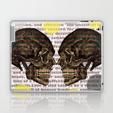 illness Laptop & iPad Skin
