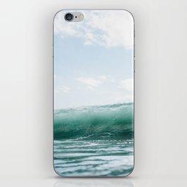 Wave Crash - Tropical Crash iPhone Skin