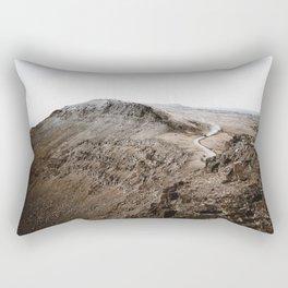 The Mountains VIII / Oregon Rectangular Pillow