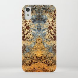 Beautiful Rust iPhone Case