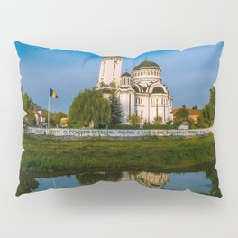Sighisoara, Romania Pillow Sham