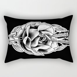 Arrow rose Rectangular Pillow
