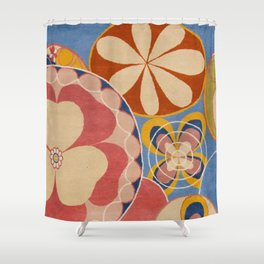 Hilma af Klint Group iv No. 2 the Ten Largest Youth Shower Curtain