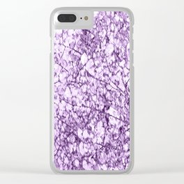Impression of a Tree Clear iPhone Case