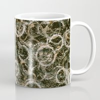 circle Mugs featuring Circle  by Peter Coleman