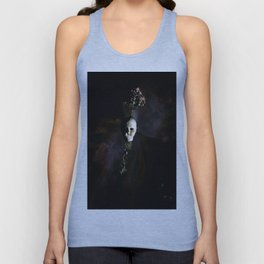The Seventh Sanctuary in Space Unisex Tank Top