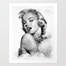 Marilyn #2 Art Print